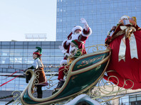Американская ПВО в сочельник следит за Санта-Клаусом
