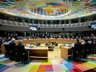 На прошлой неделе в ходе саммита ЕС в Брюсселе лидеры стран Евросоюза единогласно договорились о продлении экономических санкций в отношении России