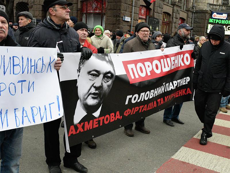 """Саакашвили объяснил, почему Порошенко - """"пиво"""" для Украины"""