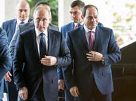 Отдав приказ о выводе войск из Сирии, Путин тут же улетел в Египет