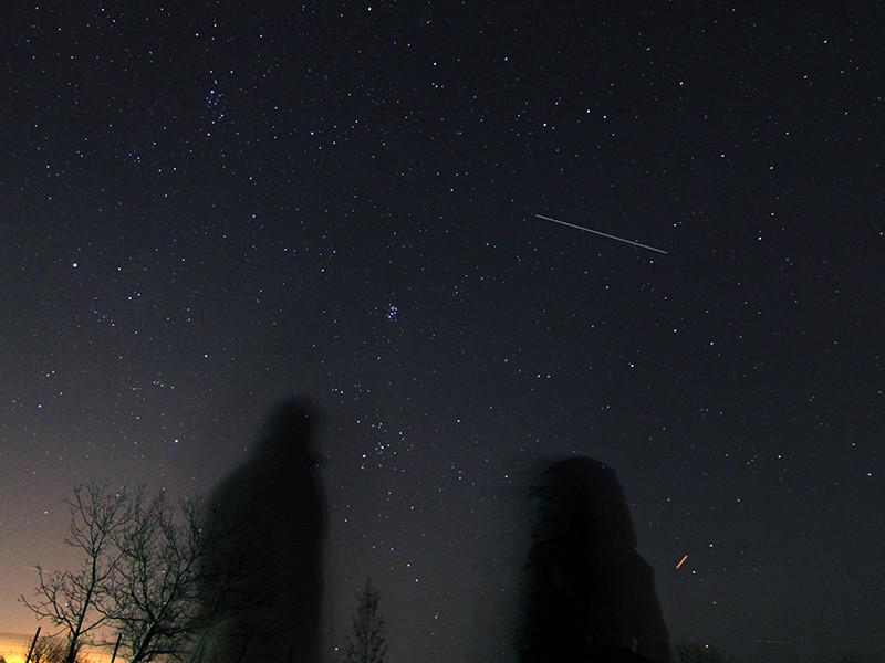 Первый в 2018 году метеорный поток Квадрантид будет почти не виден на Земле из-за суперлуния