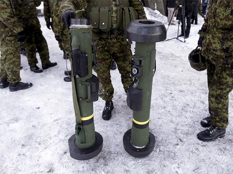 США решили поставлять Украине продвинутое оборонительное вооружение