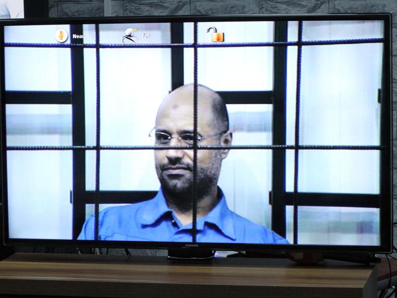 Каддафи 2.0: сын покойного ливийского диктатора собирается на президентские выборы