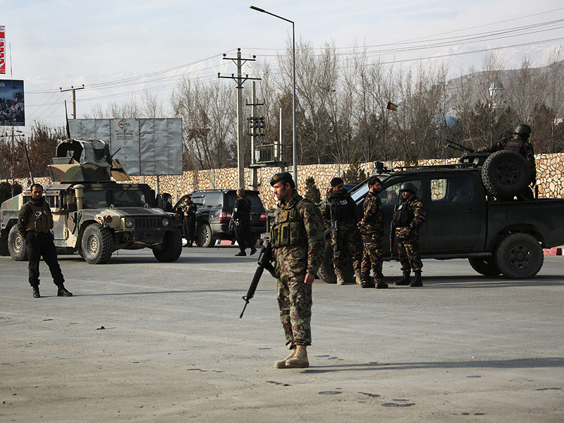 В Кабуле террорист-смертник подорвал себя рядом со зданием афганской разведслужбы: трое убитых