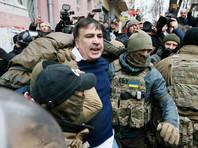 """Генпрокурор Украины заявил, что Саакашвили   получил   из России деньги  - на  """"Михо-майдан"""""""