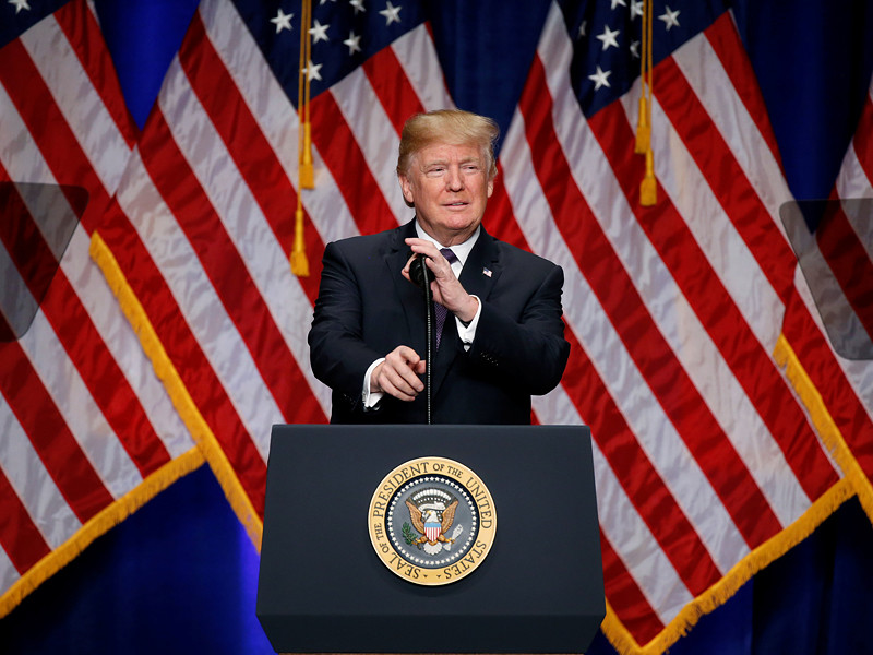 Американский президент Дональд Трамп в пятницу, 18 декабря, анонсировал новую стратегию национальной безопасности Соединенных Штатов, направленную на продвижение интересов этой страны в мире