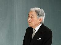 Названа дата отречения императора Японии Акихито от престола