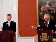 Премьер Чехии не согласился с президентом, который допустил перенос посольства страны в Израиле из Тель-Авива в Иерусалим