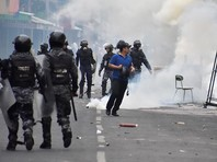 Власти Гондураса после скандальных выборов ввели комендантский час