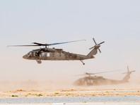США вывозят главарей ИГ* из сирийской провинции Дейр-эз-Зор на своих вертолетах, узнали СМИ