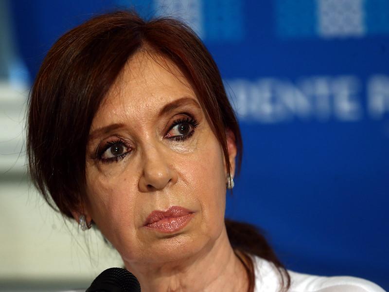 Киршнер подозревается в сокрытии роли Ирана в теракте 1994 года в Буэнос-Айресе