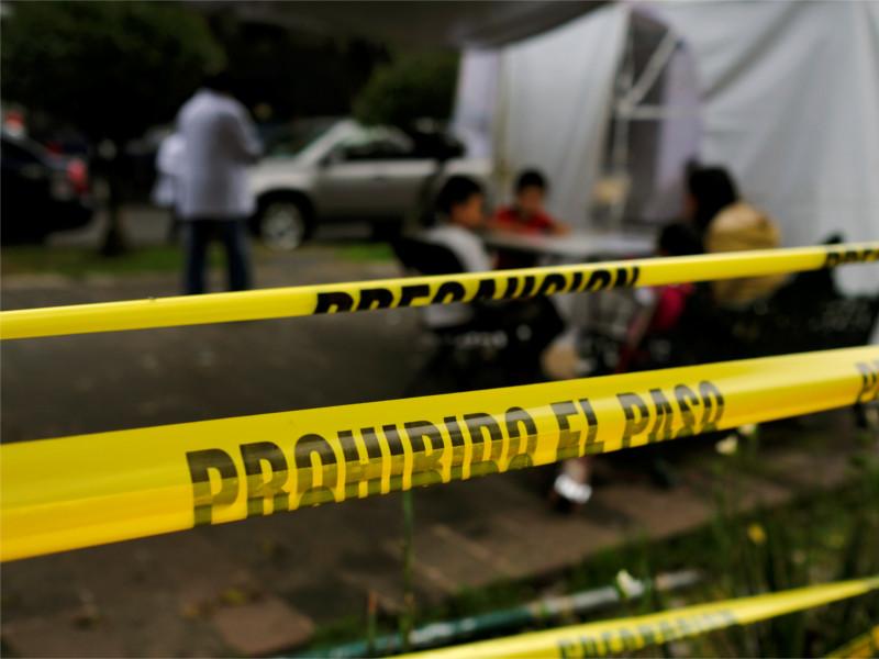 В Мексике разбился автобус с туристами: 15 погибших
