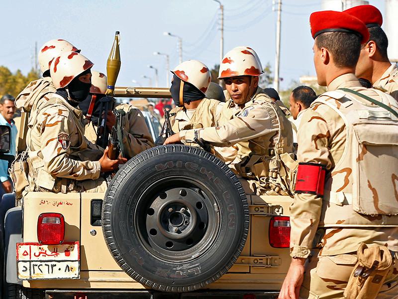 """МВД Египта отчиталось об уничтожении девяти боевиков """"Исламского государства"""" на Синае и арестах в Каире"""