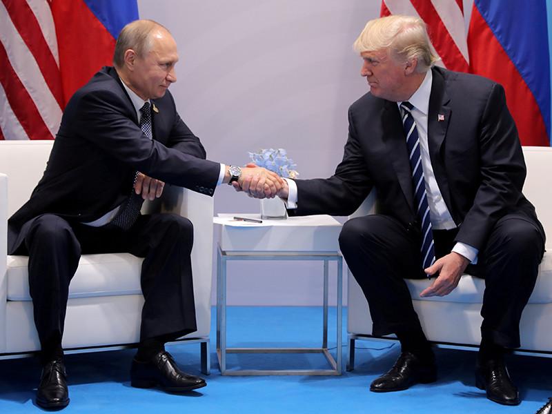 The Washington Post рассказала о психологических мотивах Трампа не идти на конфликт  с Путиным: он  маргинал среди своих и хочет мира
