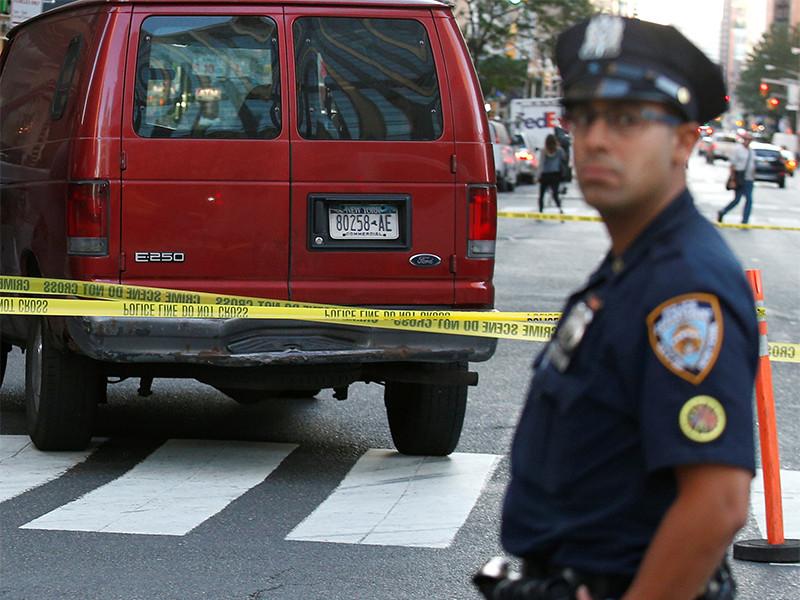 Власти США назвали терактом нападение на полицейских в Гаррисберге