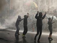 """Трамп """"открыл ворота в ад"""": на Западном берегу Иордана столкновения, армия Израиля в боеготовности, """"Хамас"""" объявил Иерусалим арабским городом"""