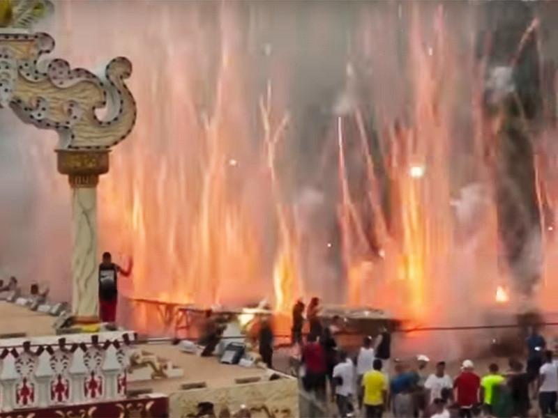 В результате взрыва, который прогремел во время популярного рождественского фестиваля фейерверков на Кубе, пострадали 39 человек, в том числе шестеро детей в возрасте от 11 до 15 лет