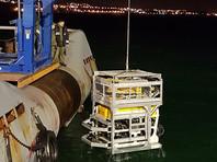 """Мобильный комплекс """"Пантера плюс"""" предназначен для определения местонахождения и обследования аварийных и затонувших объектов на глубине до километра"""