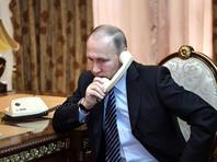 Глава Палестинской национальной администрации (ПНА) Махмуд Аббас уже провел телефонные переговоры с президентом РФ Владимиром Путиным
