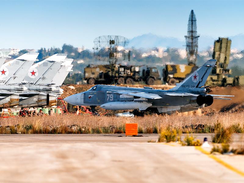 ПВО российской базы в Сирии сбили две ракеты боевиков