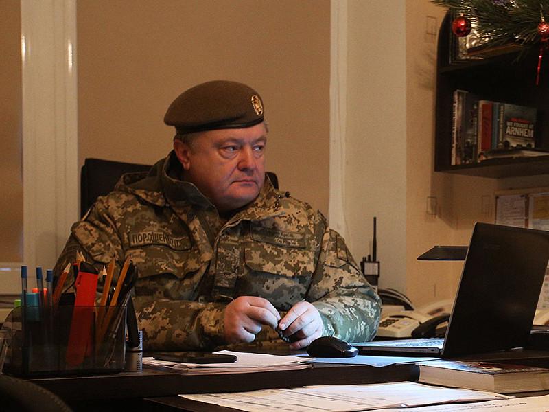 Порошенко: Киев будет обменивать арестованных на Украине россиян на осужденных в РФ украинцев