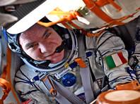 """Итальянский астронавт удаленно зажег огни на самой большой рождественской """"елке"""" на Земле (ФОТО)"""