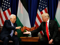 Трамп пригласил Аббаса в Белый дом на фоне отказа палестинцев принимать вице-президента США Пенса