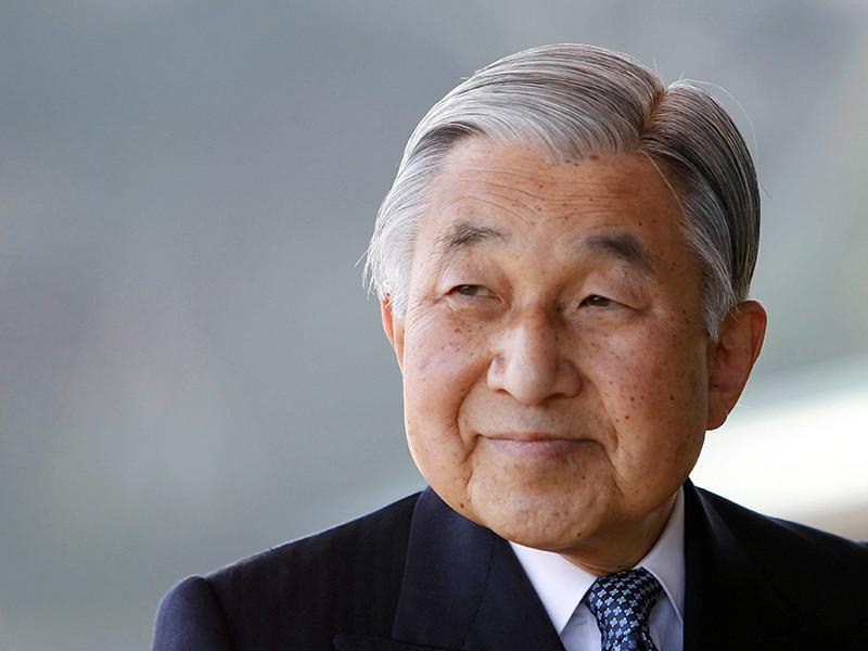 Правительство Японии назвало последний день правления императора Акихито