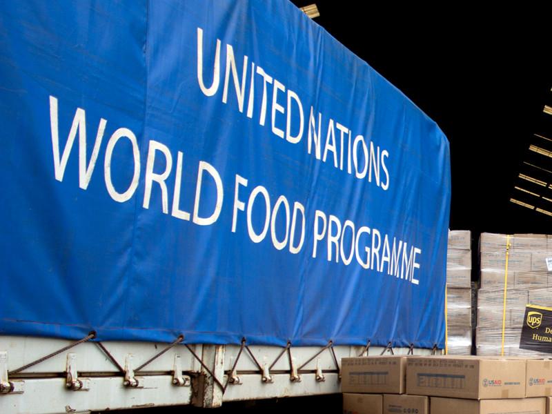 Всемирная продовольственная программа ООН (ВПП) в феврале 2018 года прекратит гуманитарные поставки на восток Украины из-за катастрофической нехватки финансирования