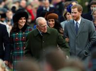 Избранница принца Гарри впервые появилась на публике вместе с королевой Елизаветой II (ВИДЕО)