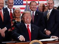 Верховный суд США возобновил действие иммиграционного указа Трампа