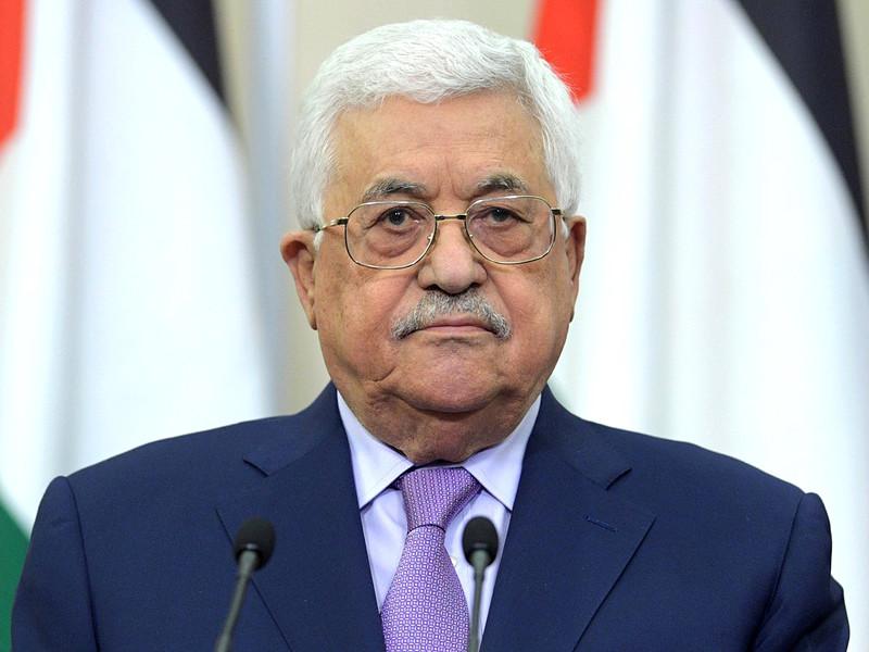 """""""Награда Израилю за апартеид"""": Аббас раскритиковал решение Трампа о переносе посольства в Иерусалим"""