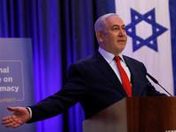 Нетаньяху обвинил страны Евросоюза в двойных стандартах из-за их позиции по Иерусалиму