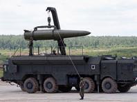"""Власти США, напомним, обвинили Россию в нарушении РСМД после пуска новой ракеты для """"Искандера-М"""""""