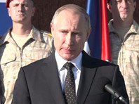 Президент поздравил военнослужащих с блестящим выполнением задачи по борьбе с террористами