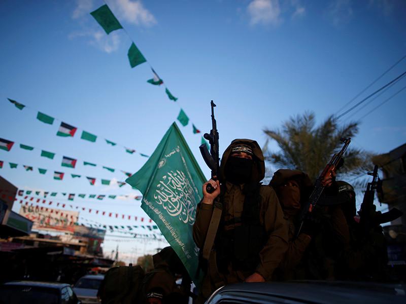 """Палестинская террористическая организация """"Хамас"""" во вторник, 12 декабря, объявила о начале третьей интифады"""