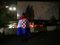 Хорватское издание Vecernji list тем временем пишет о том, что Праляк заранее планировал свой поступок