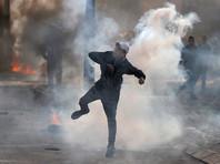 """О признании Иерусалима столицей Израиля Трамп заявил в середине минувшей недели. После этого в регионе произошли вспышки насилия, участились запуски ракет, а """"Хамас"""" объявил """"день гнева"""""""