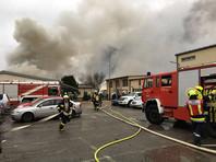 В Австрии прогремел взрыв на станции, распределяющей природный газ из России по всей Европе: один погибший