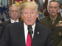 Трамп одобрил военный бюджет США почти на 700 млрд долларов