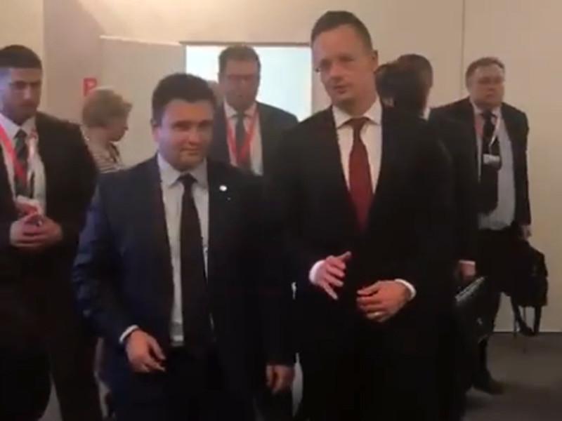 Глава МИД Украины заявил, что этнические венгры массово покидают Закарпатье