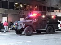 В центре Нью-Йорка прогремел взрыв: несколько человек пострадали