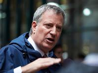 """Мэр Нью-Йорка назвал взрыв на Манхэттене """"попыткой теракта"""""""