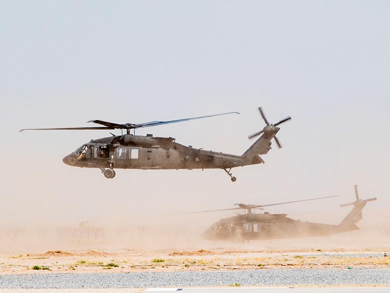 """Соединенные Штаты продолжают поддерживать боевиков террористической группировки """"Исламское государство""""*, остающихся на территории Сирии"""