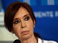 """Судья потребовал арестовать экс-президента Аргентины Кристину Киршнер за """"измену Родине""""  - ей может грозить пожизненный срок"""