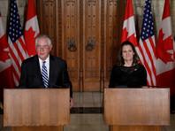 Объявлена дата канадской встречи глав МИД по Северной Корее