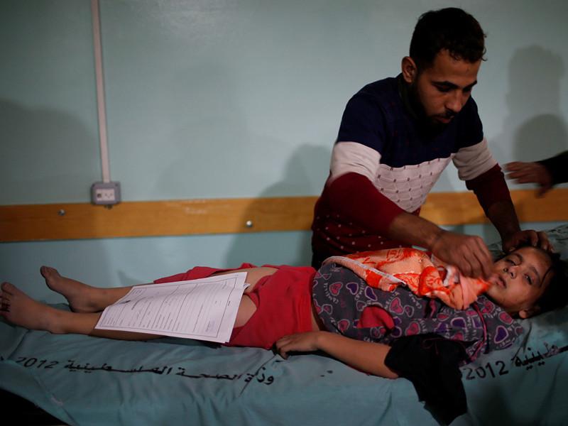 """Израиль в """"день гнева"""" обстрелял позиции """"Хамаса"""": 25 человек получили ранения"""