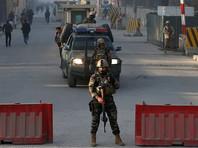 """""""Исламское государство""""* взяло ответственность за теракт в Кабуле у здания разведслужбы"""