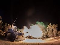 Израильская армия перехватила ракету, выпущенную из сектора Газа, и нанесла ответный удар