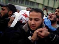 Палестинцы сняли обвинения с Израиля в убийстве двух человек на севере сектора Газа